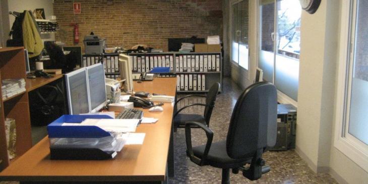Oficina en venta en carrer viladomat barcelona for Oficinas de fecsa endesa en barcelona