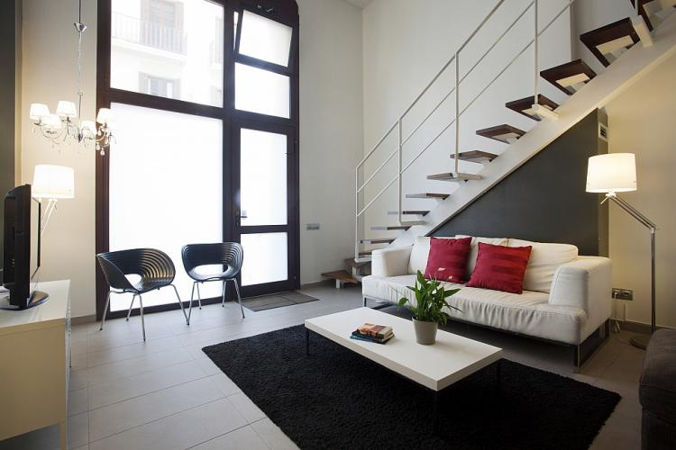 Encantandor piso por dias, en Barcelona.