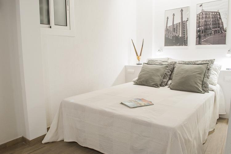 Nice and fancy double bedroom