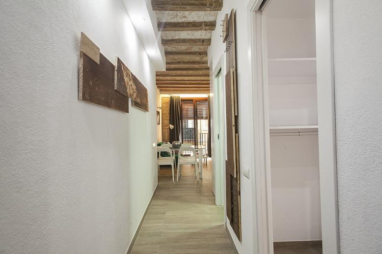 Long and nice corridor