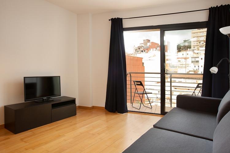 Escapada urbana en alquiler cerca de Park Güell, Barcelona