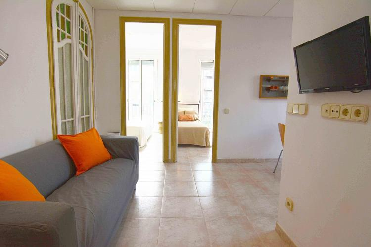 The friendly apartment is just renovated with all new furniture, appliances and electronics.