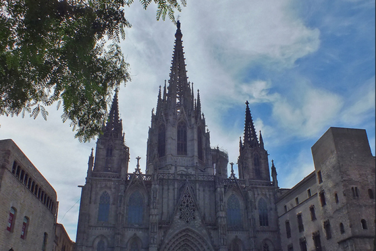 Don't forget to visit the Cathedral, it will take you only few minutes by metro to get to the center.