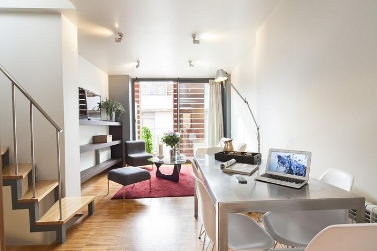 Magnifico duplex en alquiler en Barcelona