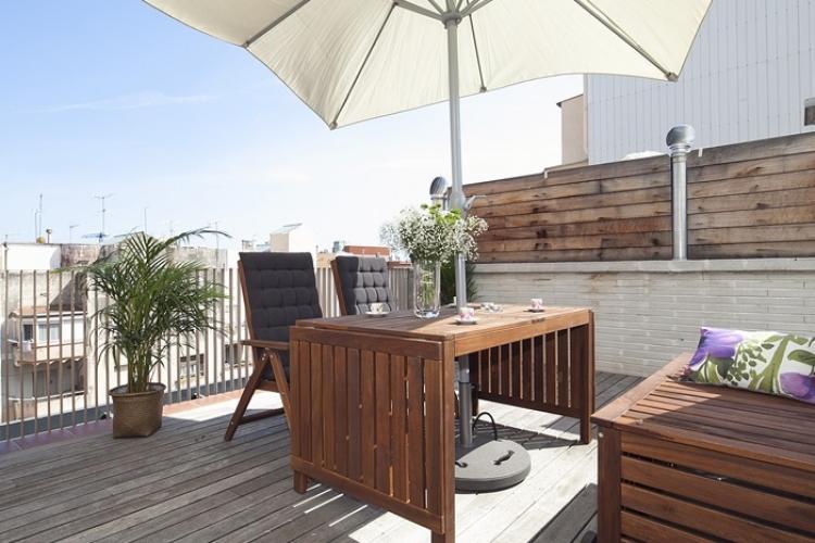 Alquiler pisos con parking en Barcelona