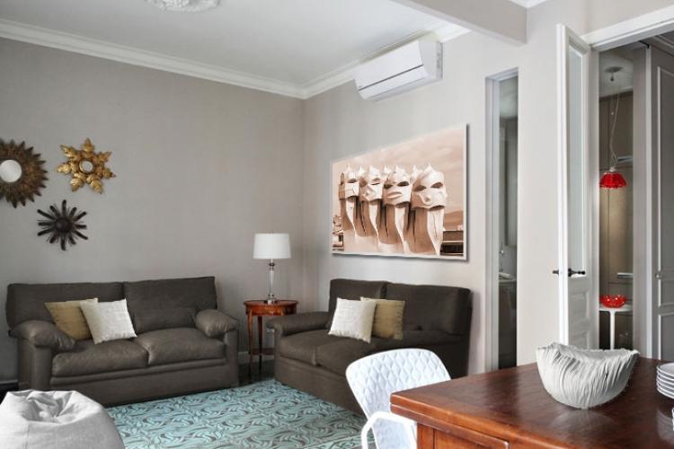 Alquiler de chic apartamentos de vacaciones en Eixample
