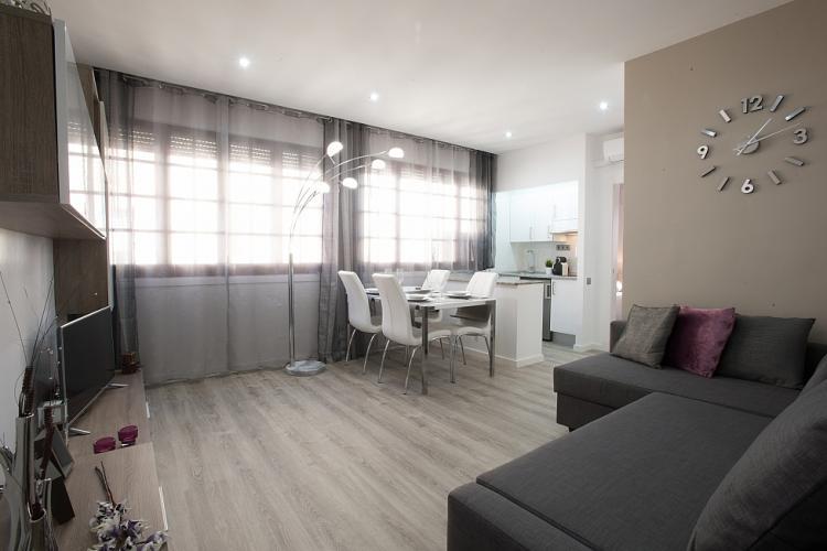 Alquiler pisos una habitación Gràcia, Barcelona