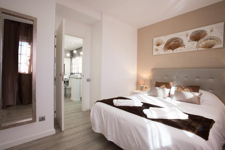 Espectacular piso con 1 habitacion en Barcelona