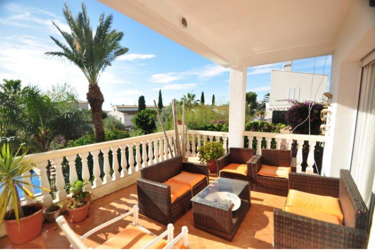 Alquiler de casas con piscina en Sitges