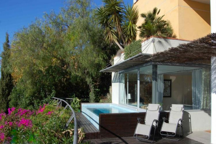 Alquier de casa con vistas espectaculares al mar, Sitges