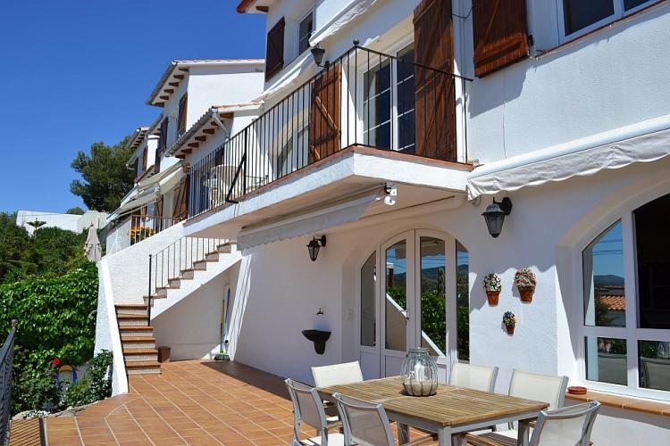Alquiler de bonita casa de vacaciones, Sitges