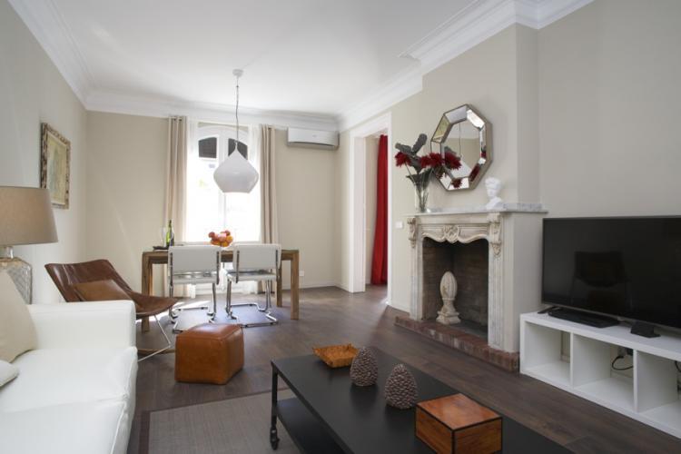 Apartamento exclusivo en el barrio de Eixample, Barcelona.