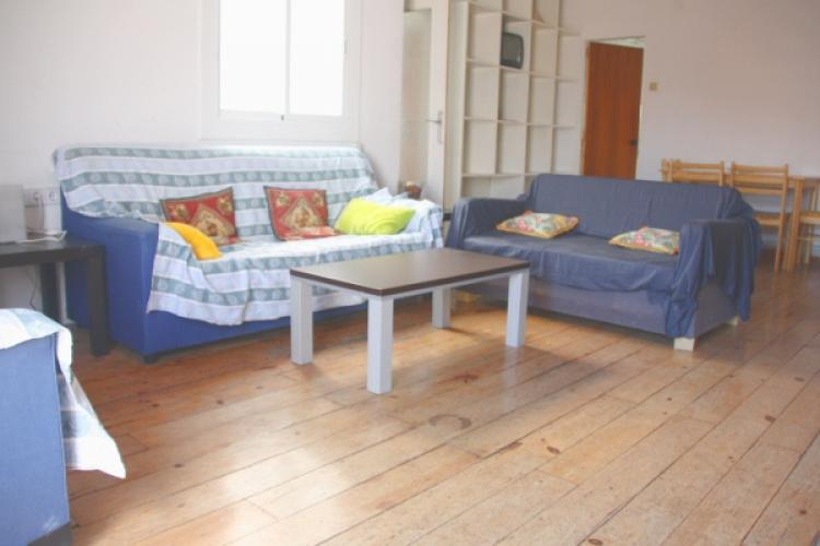 Habitaci n individual en vall d 39 hebron barcelona for Habitacion 73 barcelona