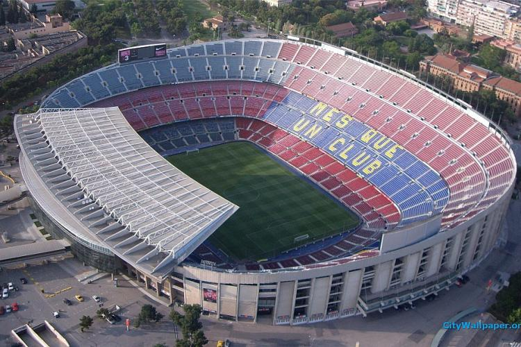 Camp Nou stadium, home of the world-famous FC Barcelona, is a short walk away.