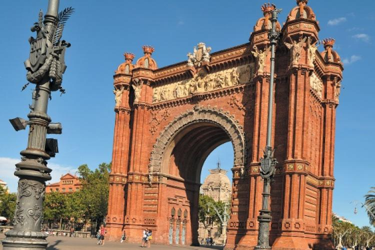 A popular jogging path is the one down Passeig de Sant Joan to Arc de Triomf. If you have enough energy continue to Ciutadella and the beach!