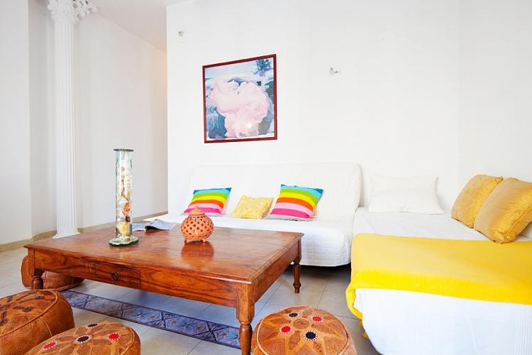 Apartment to rent in the center of Barcelona