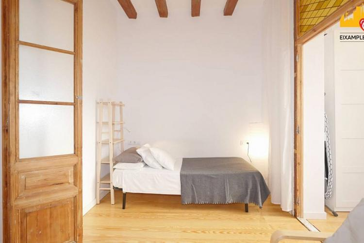 dormitorio: cama matrimonial o individuales