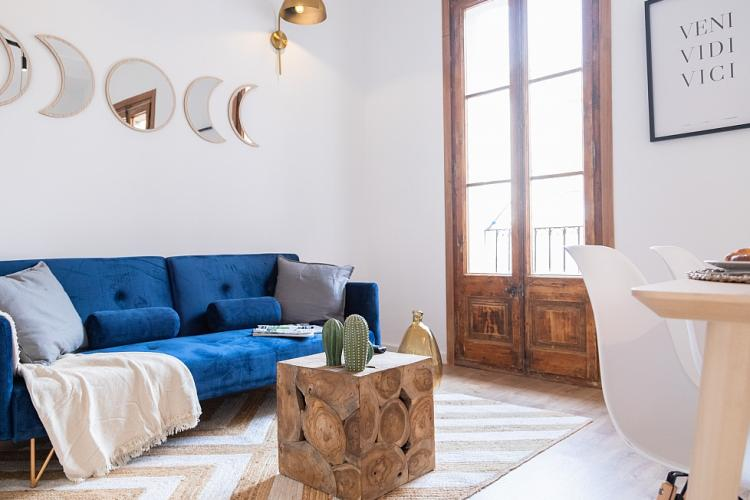 Apartments for Gaudí Lovers in Barcelona Barcelona-Home