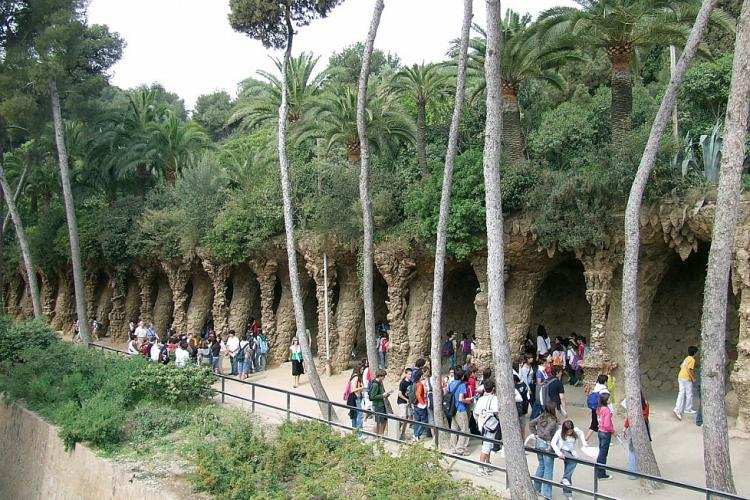 Parc Guell.