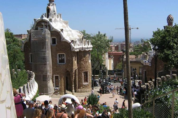 Visit all of the main sites of Barcelona, including Park Guell.