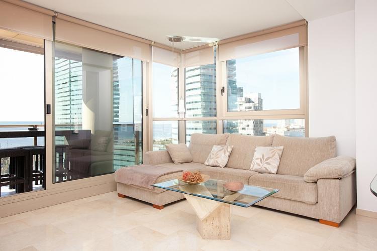 Beautifull apartment per days barcelona