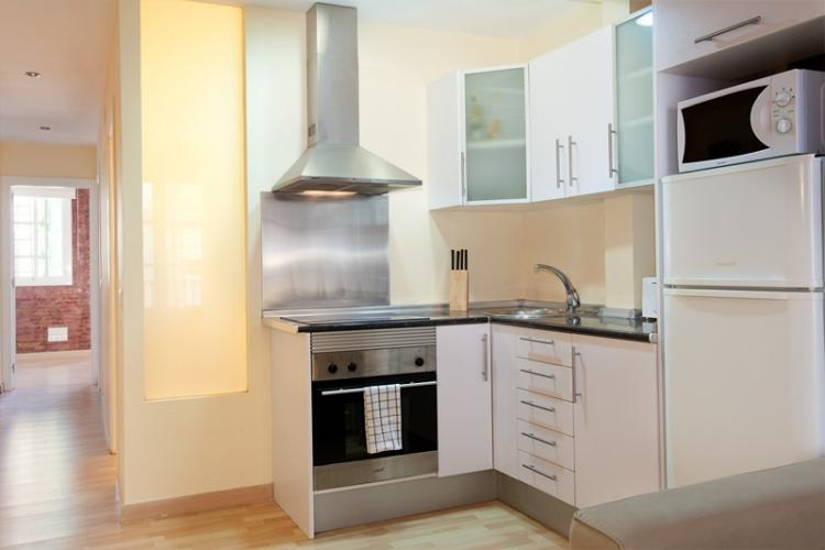 Kitchen fully equipped for cooking all your favorite meals