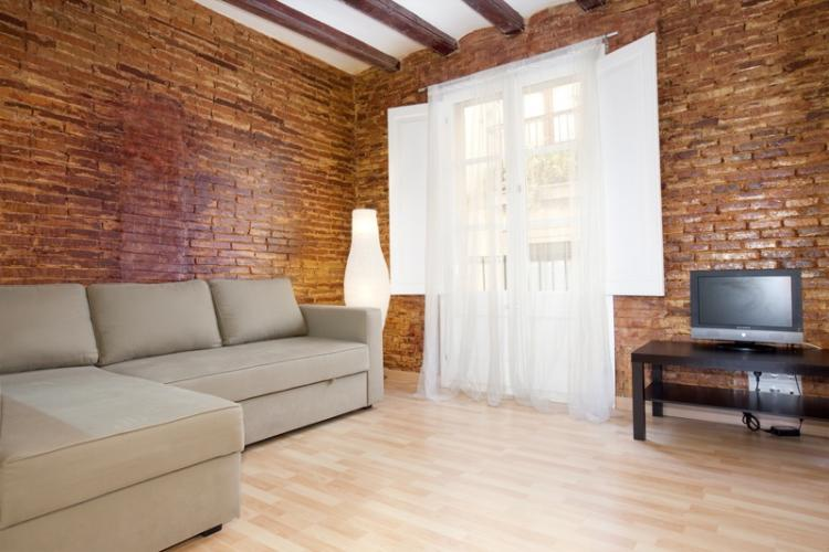 Appartment located in the famous Rambla
