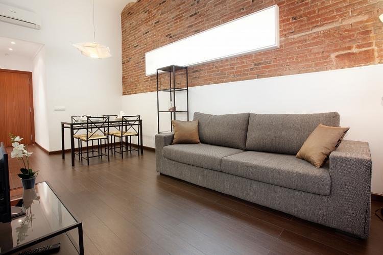 Alquiler de apartamento en la zona de Sagrada Familia, Barcelona.
