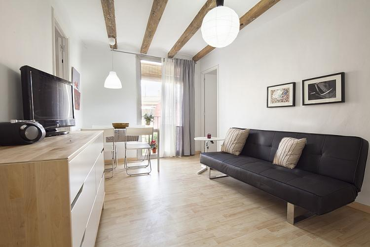 Alquiler de apartamento en el Barrio del Born, Barcelona.