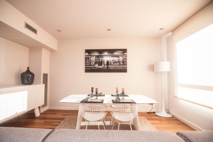 Bonito piso por diasen Barcelona.