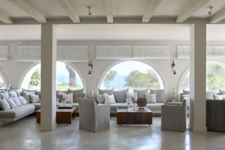 Espectacular villa con vistas al mar para Eventos