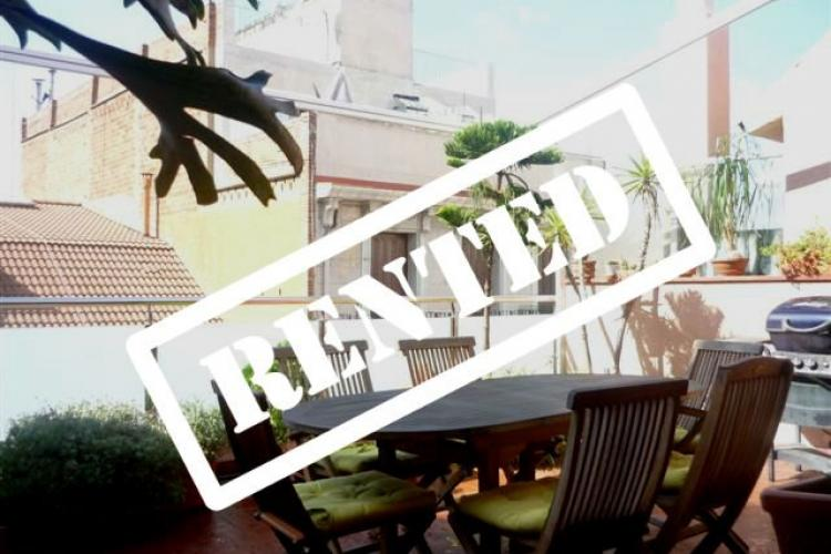 Charmante zolder appartement in les corts barcelona home