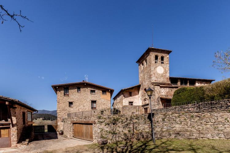 Catalão Masia para eventos em Olot