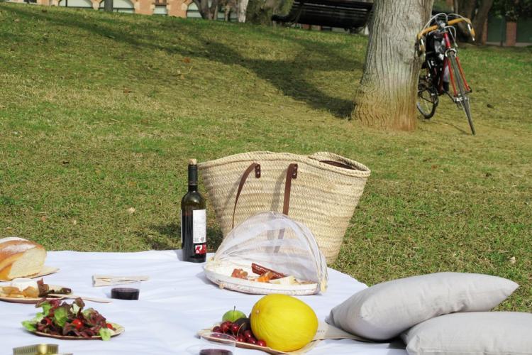 Полный сервис пикника в лучших местах Барселоны