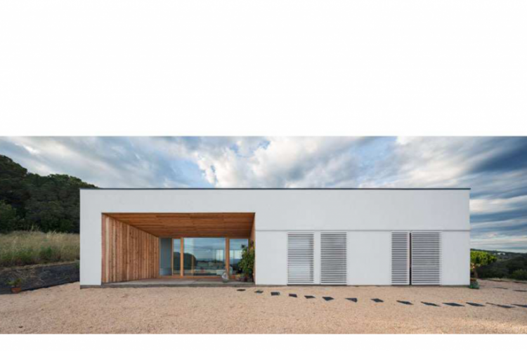 Casa Ecológica com Vista Mar para Eventos e Filmagem