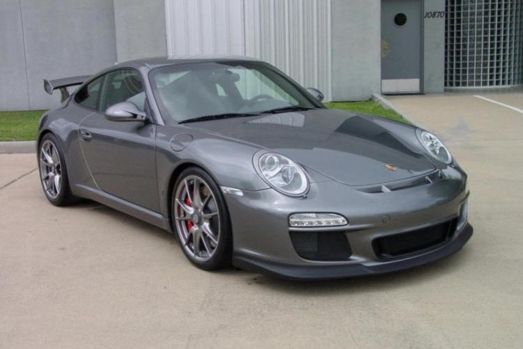 Car for productions and events, Porsche 911 GT3