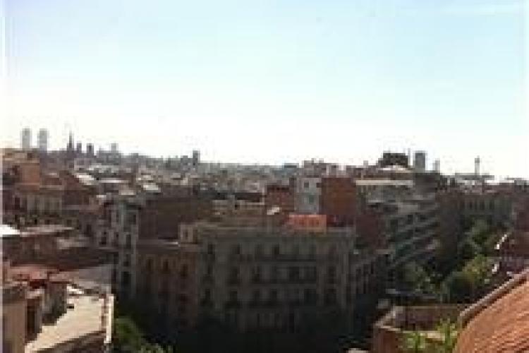 Tico con terraza barcelona home - Atico terraza barcelona ...