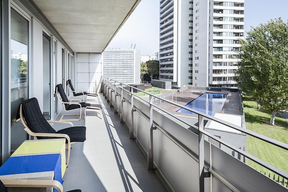 Alojamiento exclusivo con piscina en barcelona barcelona Alojamiento barcelona