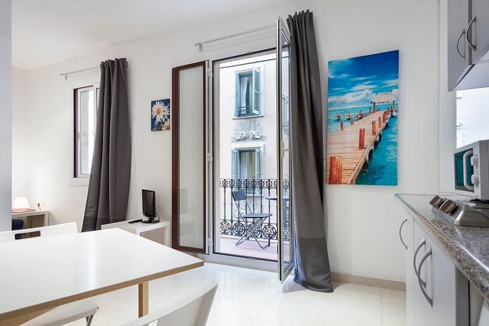 Lindo apartamento en barceloneta barcelona home - Apartamentos en barcelona booking ...