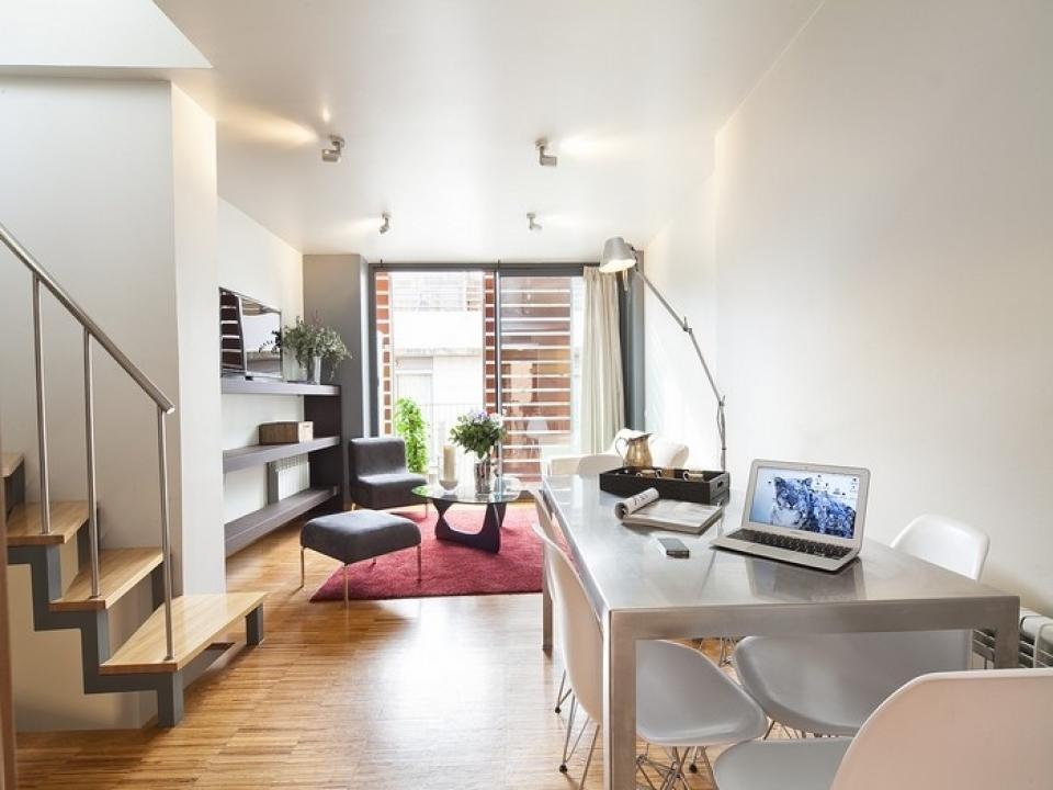 Fremragende duplex til leje i barcelona barcelona home - Duplex barcelona alquiler ...