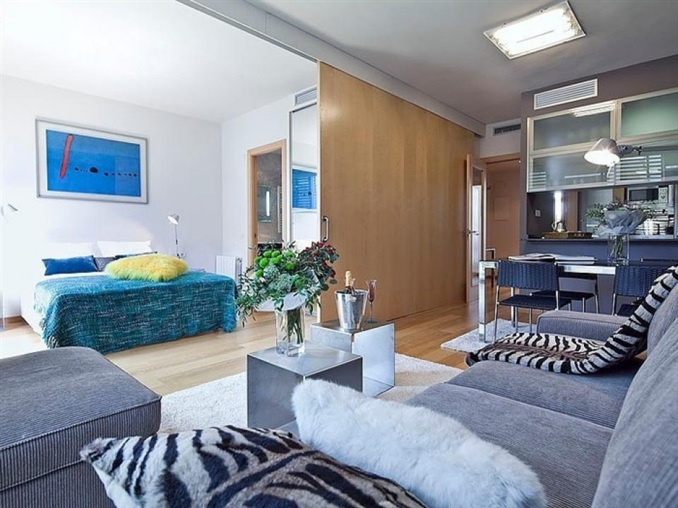 Appartement avec terrasse et piscine barcelone for Appartement avec piscine barcelone