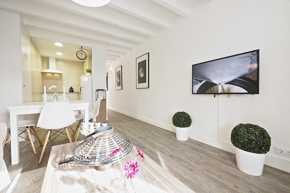 appartamenti di disegno a eixample barcelona home