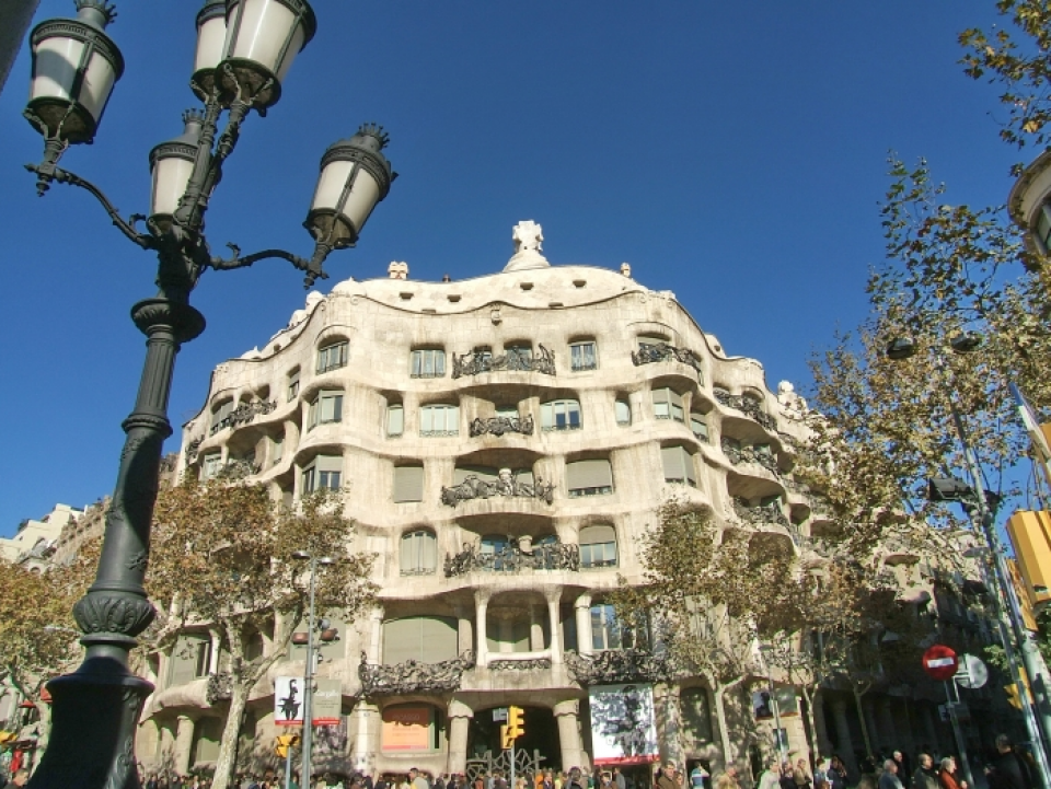 Colorido apartamento en alquiler en barcelona ciudad Alojamiento barcelona
