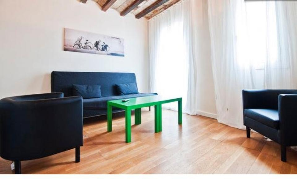 Apartamento en alquiler en el centro de barcelona barcelona home - Apartamentos en barcelona booking ...