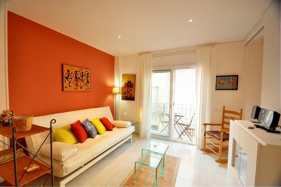 Piso de alquiler en el centro de sitges barcelona home - Alquiler pisos sitges ...