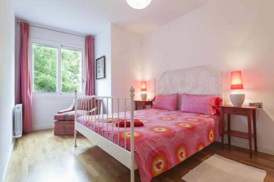gracia affitto 4 camere da letto barcelona home