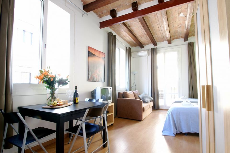Barcellona appartamenti monolocali barcelona home for Appartamenti barcellona homelidays