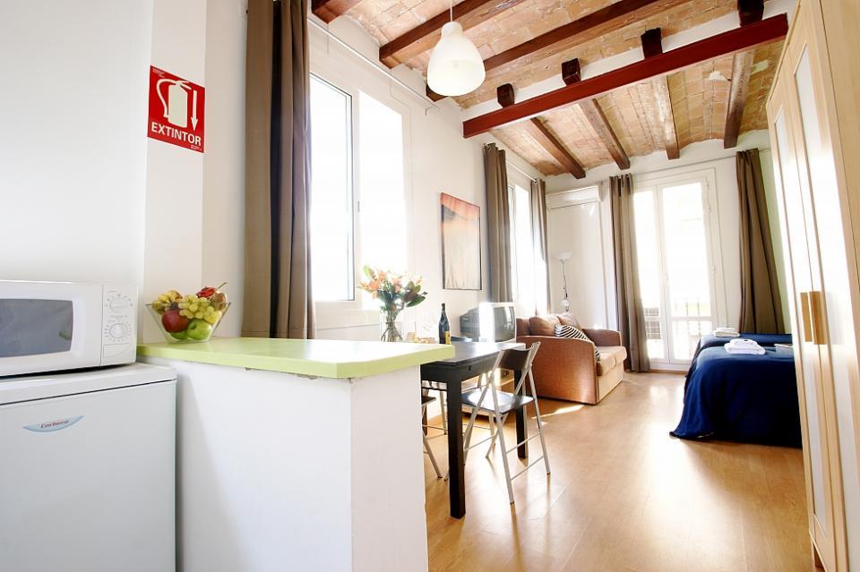Appartamenti vicino acquario di barcellona barcelona home for Appartamenti al centro di barcellona