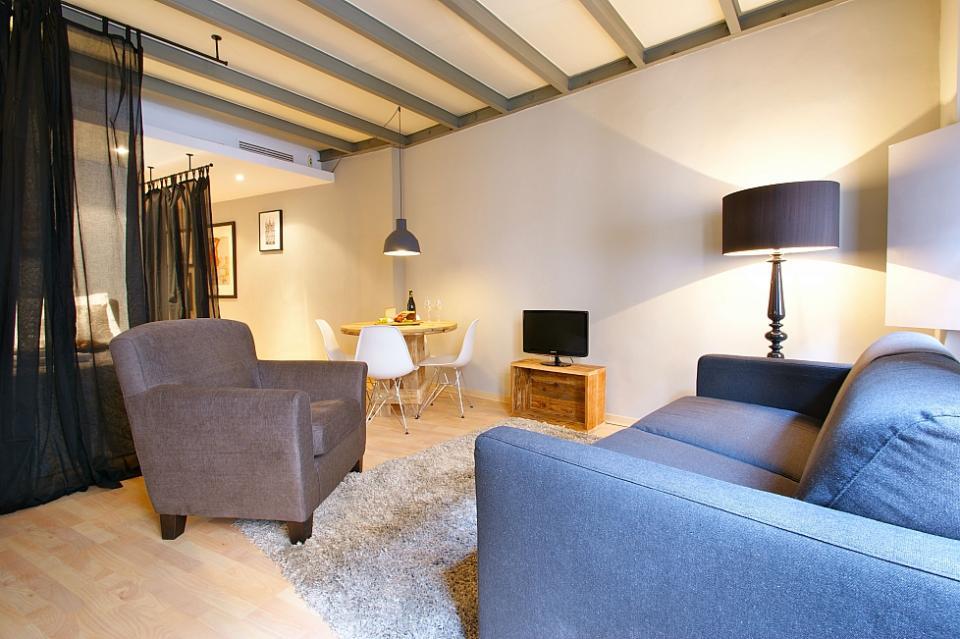 Chic appartamento nel centro storico, Barcellona  Barcelona-Home