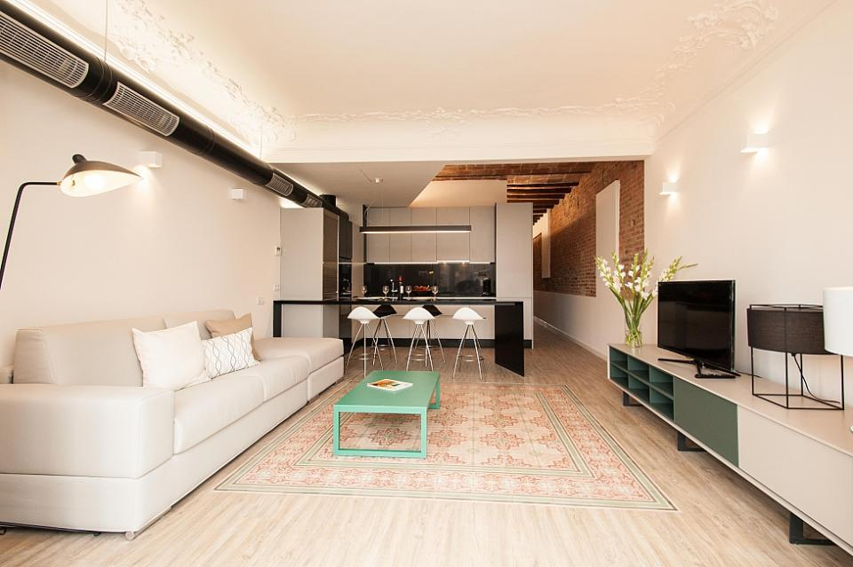 rent apartments in Barcelona
